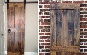 Sliding Interior Barn Door Celina Texas