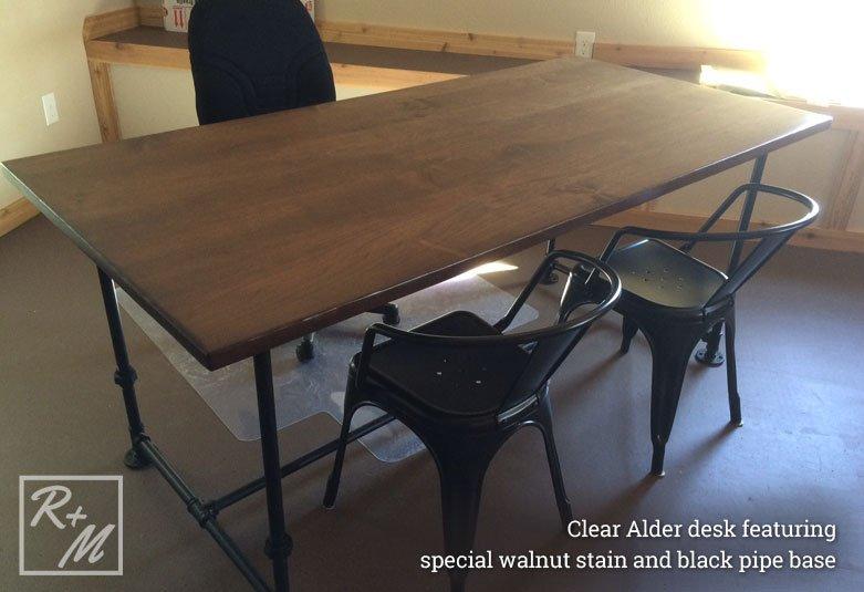 Charmant Industrial Pipe Tables U0026 Desks