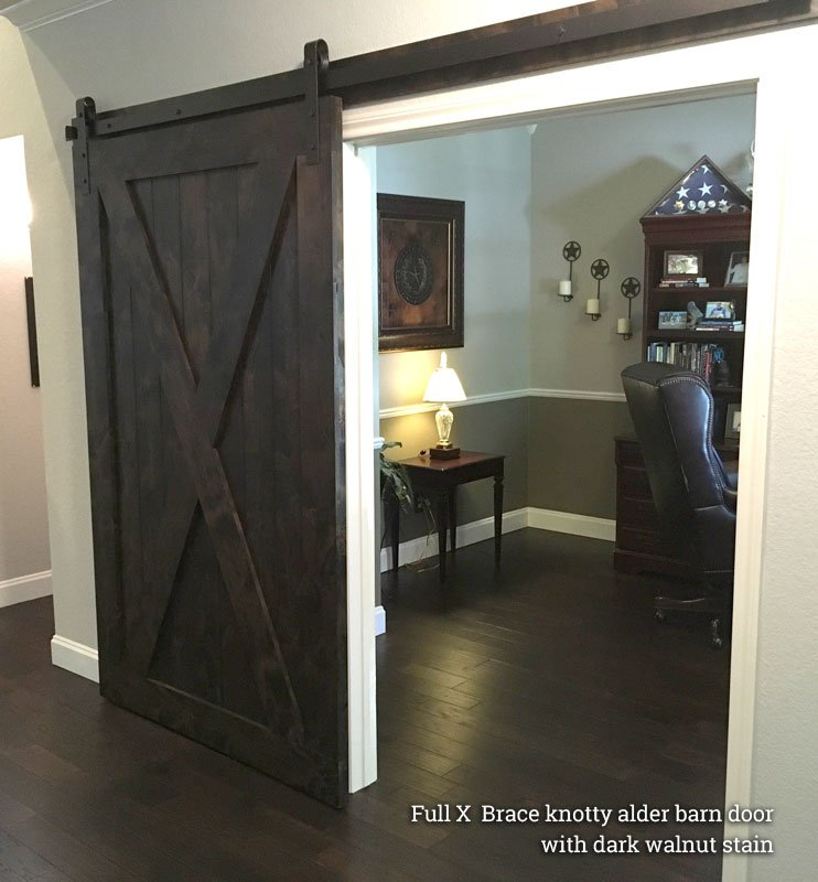 Barn Door Design Ideas. Click On The Images Below For Style Information.
